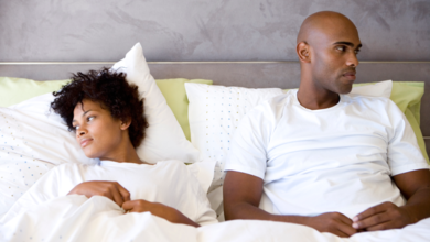 Photo of living in a sexless marriage – by the readers