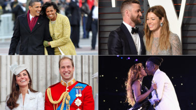 Photo of Valentine's Day: vote for your favorite celebrity couple!