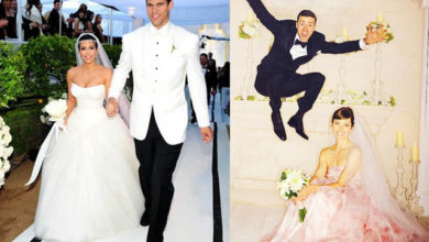 Photo of 13 Most Expensive Celebrity Weddings Of All Time!