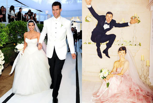 celebrity wedding cakes 2018 13 most expensive weddings of all time 12469