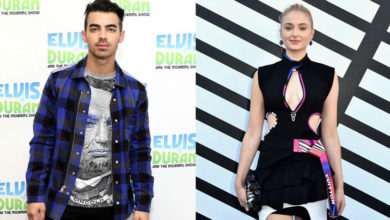 Photo of Joe Jonas and 'Game of Thrones' star Sophie Turner take their romance all over