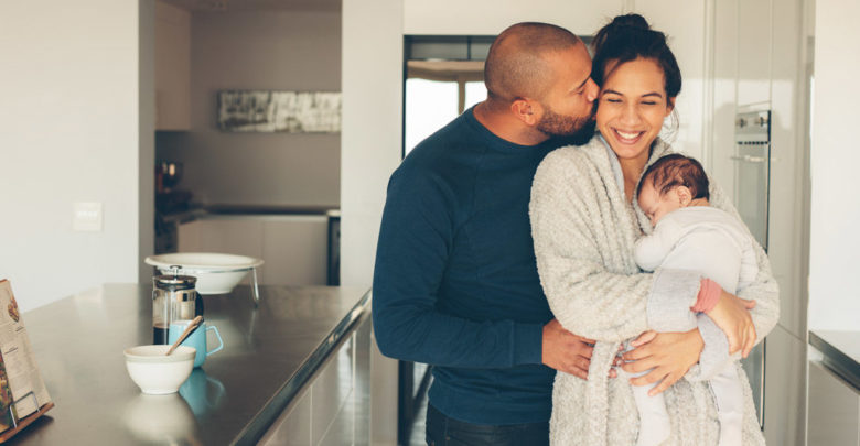 Keeping The Love Intense After Baby Is Born