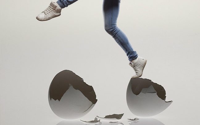 Why Walking On Eggshells Is Ruining Your Relationship